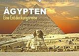 Ägypten - Eine Entdeckungsreise (Wandkalender 2019 DIN A3 quer): Die Schönheit Ägyptens über und unter Wasser (Monatskalender, 14 Seiten ) (CALVENDO Natur) -