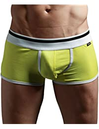 Homme Boxers Sport -Sexy Boxers Homme Slips Low Rise Taille - S M L XL