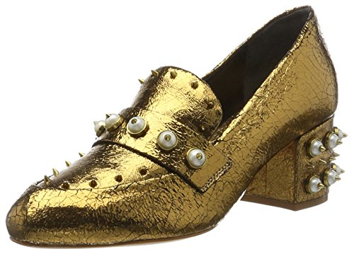 Schutz Damen Women Shoes Pumps Gold (Bronze)