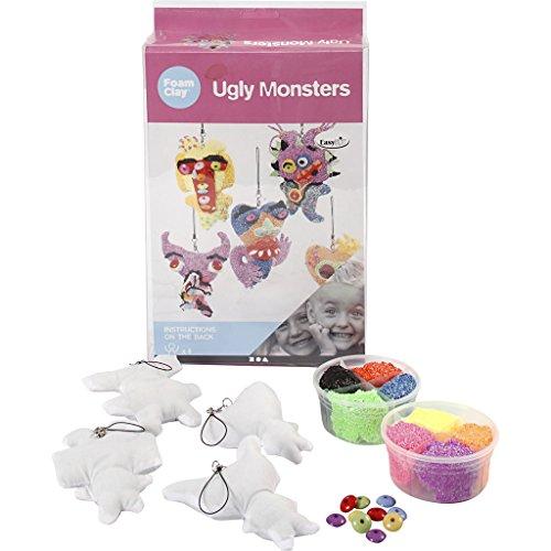 Ugly Monsters, klein, 1 Set (Monster-set Kleine)