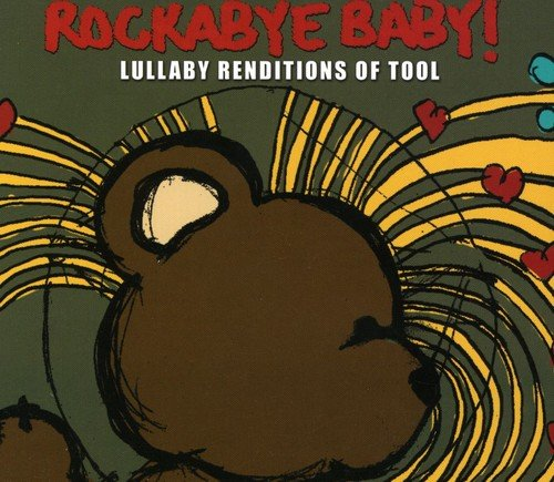Rockabye Baby! Lullaby Renditions of Tool Kleidung Tool