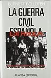La Guerra Civil espanola / The Spanish Civil War: Revolucion y contrarrevolucion / Revolution and Counterrevolution