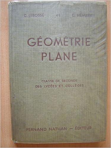 Telechargement Gratuit D Ebooks En Anglais Geometrie