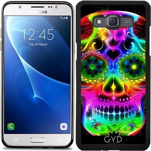 Custodia Silicone per Samsung Galaxy J5 2016 (SM-J510) - Skull20151213 by JAMFoto