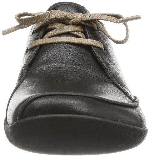 Clarks - Felicia Vale, Scarpe da donna Nero (Black Leather)