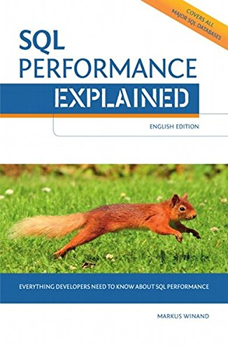 [EPUB] Sql performance explained