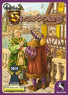 Pegasus Spiele 51390G - Strasbourg (B004LWF0I0) | Amazon price tracker / tracking, Amazon price history charts, Amazon price watches, Amazon price drop alerts