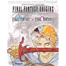 Final Fantasy Origins Official Strategy Guide: Final Fantasy & Final Fantasy II