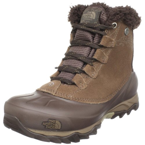 The North Face Women's Snow Betty Boots (UK 5, Dark Earth / Elixir Brown)