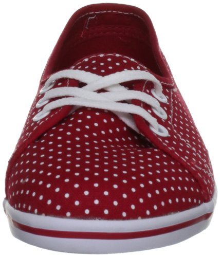 Vans Leah Kids Polka Dot/True Red/True White red