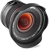Opteka 12mm F/2.8 HD MC Manual Focus Wide Angle Lens For Panasonic Micro 4/3 Mount Digital Cameras