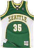 Mitchell & Ness Kevin Durant #35 Seattle SuperSonics 2007-08 Swingman NBA Trikot Grün, L