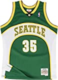 Mitchell & Ness Kevin Durant #35 Seattle SuperSonics 2007-08 Swingman NBA Trikot Grün, M