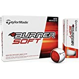 Taylormade Burner Soft Golf Balls (Pack of 12 balls)