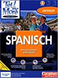 Tell me More 5.0. Spanisch 1. Anfänger. 2 CD- ROMs für Windows 95. (Lernmaterialien) -