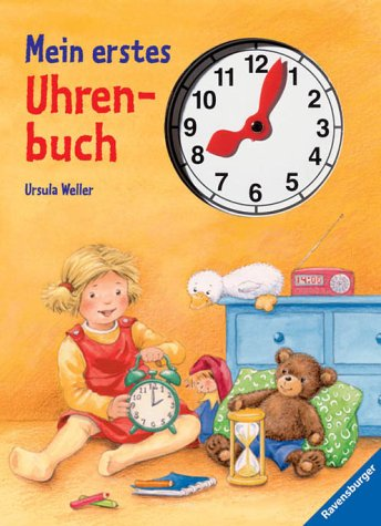 Mein erstes Uhrenbuch