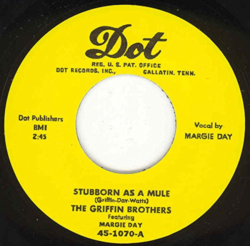 7-zoll-mule (Stubborn As A Mule - I Wanna Go Back 7inch, 45rpm)