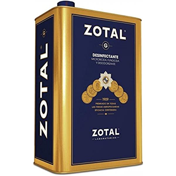 Zotal 5L 5000 g: Amazon.es: Productos para mascotas