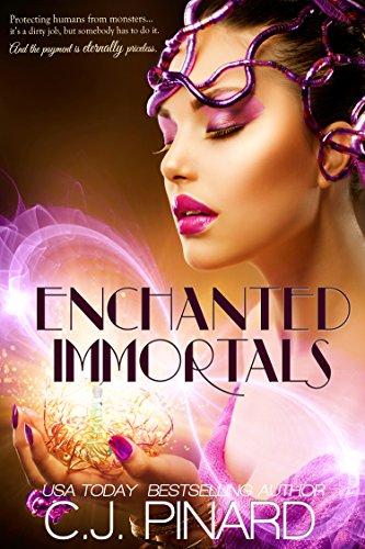 free kindle book Enchanted Immortals