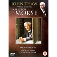 Inspector Morse: The Dead Of Jericho / The Silent World Of Nicholas Quinn