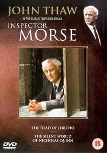 Inspector Morse: The Dead Of Jericho / The Silent World Of Nicholas Quinn [DVD] [1987]