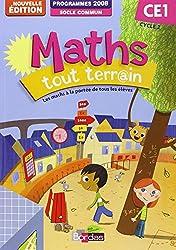 Maths Tout Terrain CE1 : Fichier élève 2012