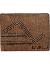 Laurels Macedonia Black Men's Wallet (Lw-Mcd-09)