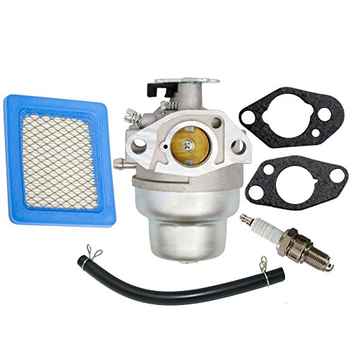 OxoxO Replace Carburetor Gasket with Air Filter Spark Plug Tune Up Kit for Honda GCV160 Generator Engine Replace 16100-Z0L-853