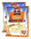#10: Big Bazaar Combo - Quaker Oats Kesar with Kishmish, 40g (Pack of 2) Promo Pack