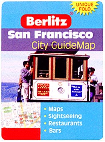 Berlitz City Guidemap San Francisco par  (Carte - Apr 30, 2004)
