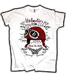 HELLMOTORS Born to Ride Biker T-Shirt Das Könnte Dein coolstes Shirt Werden (XXL)