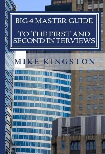 big-4-master-guide-to-the-1st-and-2nd-interviews-english-edition