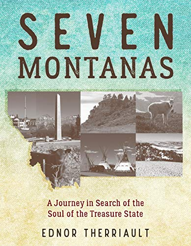 Hot Springs Yellowstone National Park (Seven Montanas: A Journey in Search of the Soul of the Treasure State (English Edition))