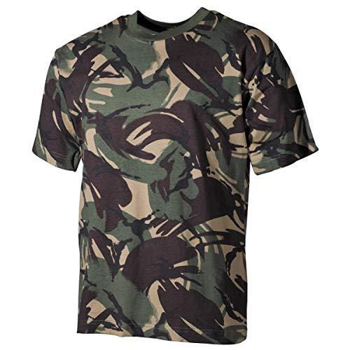 MFH US Army Herren Tarn T-Shirt (DPM Tarn/XXL) - Armee Militär T-shirt