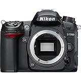 Nikon D7000 - Cámara réflex digital de 16.2 Mp (pantalla 3'), color negro - sólo cuerpo [importado] (Reacondicionado Certificado)