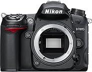 Nikon D7000 - Cámara réflex digital de 16.2 Mp (pantalla 3in), color negro - sólo cuerpo [importado] (Reacondi