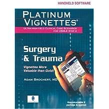 Platinum Vignettes-surgery & Trauma: Pda Software