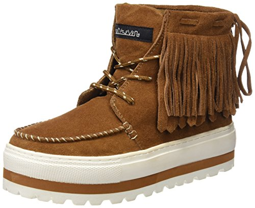 Sixty Seven 77622, Bottes femme SUEDE WHISKY