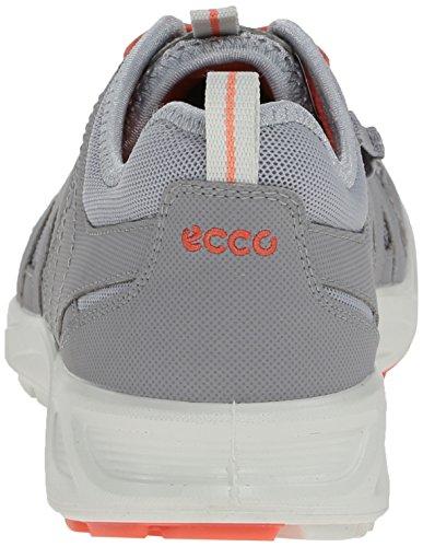 Ecco  ECCO TERRACRUISE, Chaussures Multisport Outdoor femme Grau (SILVERGREY/SILVERMETALLIC 59105)