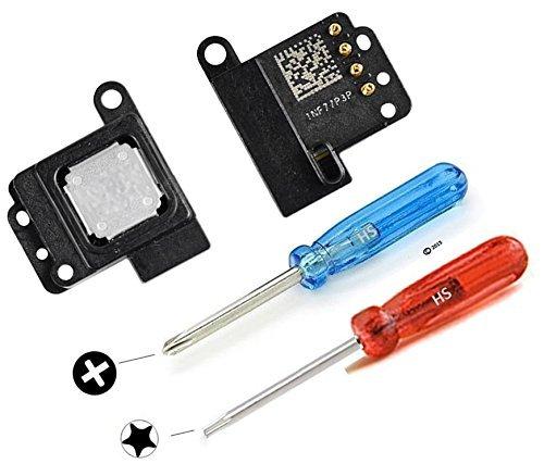 MMOBIEL Hörmuschel Hörer Ohrmuschel für iPhone 5S / SE Lautsprecher Earphone Earpiece inkl 2 x Schraubenzieher für einfachere Installation (1er Pack)
