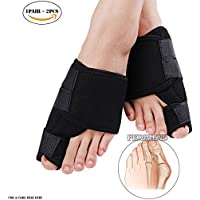 Preisvergleich für pedimendtm Big Toe Ballenzeh Splint | schnelle Ballenzeh Behandlung gegen Hallux Valgus Fuß Schmerzlinderung Fußpflege...