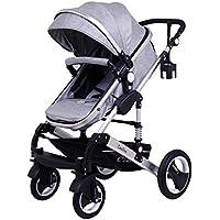 Kinderwagen 2in1 Alu Kombi Kinderwagen Wanne Buggy 0-15kg zusammenklappbar