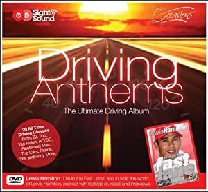 Driving Anthems - The Ultimate Driving Album (CD + DVD) [2008]