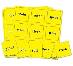 "Inspirational Classrooms 3004200 ""Rhyming Sound Bingo Juguete Educativo"