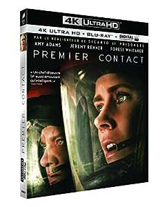 Premier contact [4K Ultra HD + Blu-ray + Copie Digitale UltraViolet]