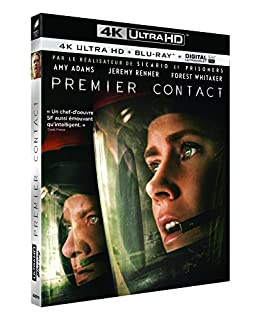 Premier Contact [4K Ultra HD + Blu-Ray + Digital Ultraviolet] (B01N4BGM2X) | Amazon price tracker / tracking, Amazon price history charts, Amazon price watches, Amazon price drop alerts