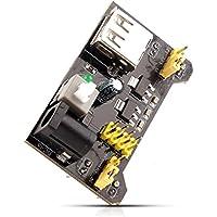 ARCELI Módulo 3.3V / 5V de la Fuente de alimentación de MBV2 Breadboard 3.3V / 5V para la Placa de Arduino