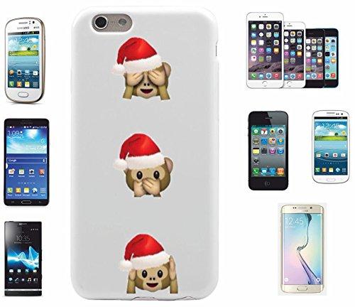cases-smartphone-htc-one-x-christmas-scimmie-niente-male-shen-say-ascolta-probabilmente-la-pi-bella-