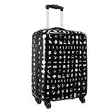 The Cabin Max Icon è una valigia dal design unico, con una struttura resistente e leggera per proteggere le tue cose e al contempo essere adatta anche al massimo peso trasportabile per i bagagli a mano. Gli interni contengono un divisore per ...