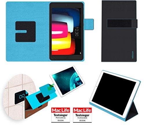 reboon LG G Pad IV 8.0 FHD Hülle Tasche Cover Case Bumper | in Schwarz | Testsieger